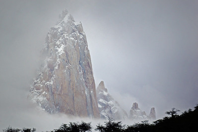 Cerro Torre Appears