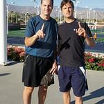 1st Match Lineup: Dave & Nick