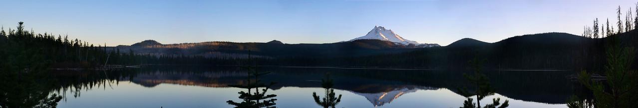 Olallie View Panorama